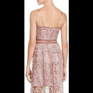 dac4214d9a87 Aqua Dresses - Embellished Embroidered Maxi Dress - AQUA
